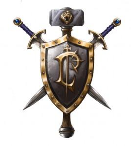 Logo du royaume de Lordaeron (Warcraft)