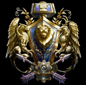 Logo de l'Alliance (Warcraft)
