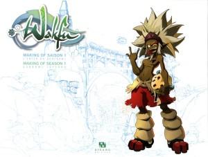 Art book Wakfu - Tome 5 (Boufbowl - Wakfu)