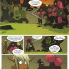 Page 1 du Comics Boufbowl n°2 (Wakfu)