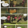 Page 3 du Comics Boufbowl n°2 (Wakfu)