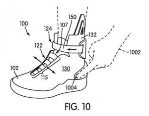 Brevet Chaussure Nike de Retour vers le futur (Page 1)