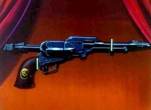 Cosmo Dragoon (Albator - Harlock)
