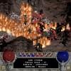 Image de combat dans Diablo 1 ( source : http://www.oldiesrising.com/AmanoSkin/oldiesrisingtests.php?titre=Diablo )