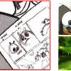 Toat est en train de lire le tome 1 de la BD Pandala (Dofus Tome 5)