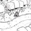Page 1 du tome 4 du Manga Dofus