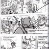 Page 3 du tome 4 du Manga Dofus