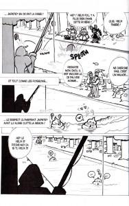 Page 5 du tome 4 du Manga Dofus