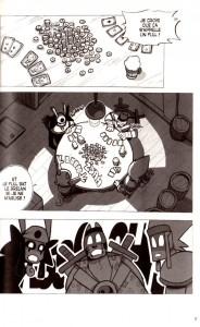 Page 8 du tome 5 du manga Dofus