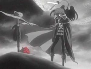 La tombe de Toshirô (Herlock, Endless odyssey)