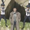 L'inspecteur qui veut arrêter Albator fait ça pour avoir une promotion (Herlock, Endless odyssey)