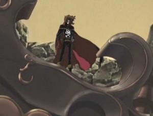 Albator dégaine avant son adversaire (Herlock, Endless odyssey)