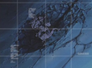 Le Fata Morgana est sur Pluton (Herlock, Endless odyssey - Albator)