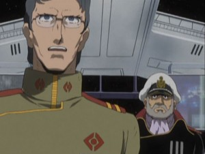 Le commandant Ilita (Herlock, Endless odyssey - Albator)