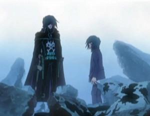Albator vient à la rescousse de Tadashi (Herlock, Endless odyssey - Episode 03)