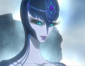 La Gardienne du temple (Albator - Herlock, Endless odyssey - Episode 03)