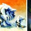 La déesse Sacrieur a pris la souffrance de ceux que le froid de Djaul malmenait (Dofus)