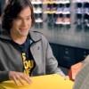 Bill Hader dans la publicité Nike inspiré de Retour vers le futur 2
