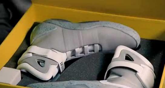 chaussure nike retour