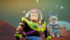 Buzz l'Eclaire dans Toy Story Command Center : Publicité Stop Motion (Mattel - Pixar)
