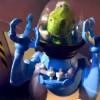 Rex est déguisé en cosmonaute (Toy Story - Pixar)