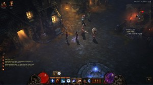 La nouvelle Tristram dans Diablo 3 : une ville désolée