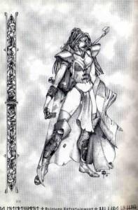 Rogue dans Diablo 1