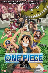 Affiche du film One Piece : Strong World