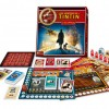 Contenu du jeu de société Les Aventures de Tintin avec les 3 plateaux et les cartes