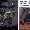 Champignac est devenu une immense forêt avec des animaux étranges - Alerte aux Zorkons (Spirou et Fantasio - tome 51)