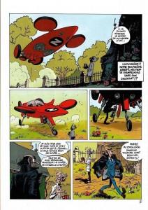 Page 2 du tome 51 de Spirou et Fantasio : Alerte aux Zorkons