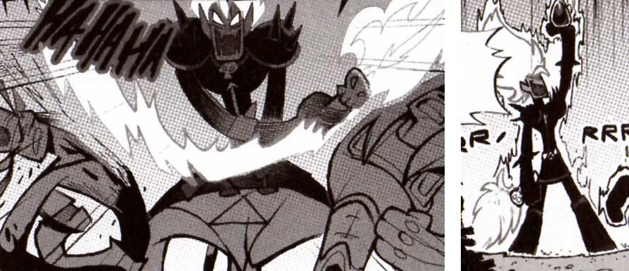 Le design du Dark Vlad d'Ancestral Z n'a pas servie de référence pour la figurine