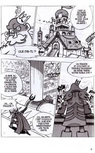 Page 8 du tome 6 du manga Dofus : Goultard le Barbare !