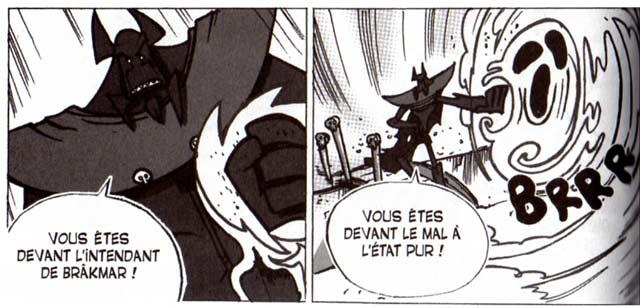 Djaul est un démon très puissant (Dofus Tome 7)