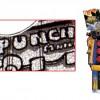 L'enseigne Punch Mania fait référence à une borne d'arcade de Hokuto no Ken