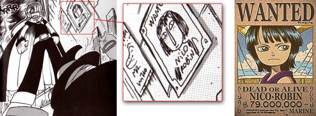 Nilo Robin est un clin d'oeil à Nico Robin de One Piece (Dofus Tome 7)