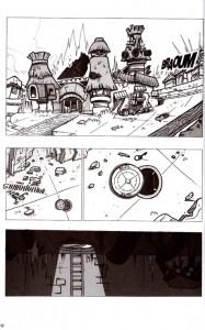 Page 1 du tome 7 de Dofus - La cité de Djaul