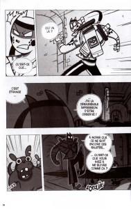 Page 5 du tome 7 de Dofus - La cité de Djaul