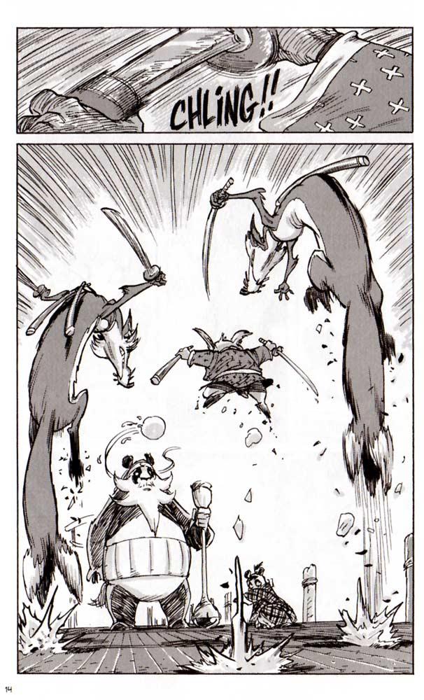 Page 8 du tome 7 de Dofus Monster - Zatoïshwan