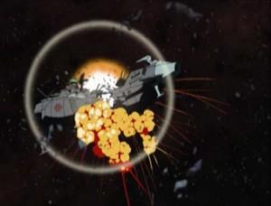 Les vaisseaux d'Illita se sont entretués (Herlock, Endless odyssey - Episode 6)