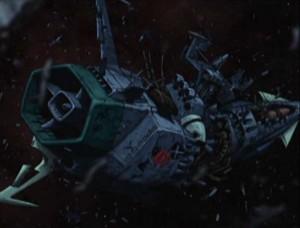 Il ne reste que des épaves de vaisseaux (Herlock, Endless odyssey - Episode 6)