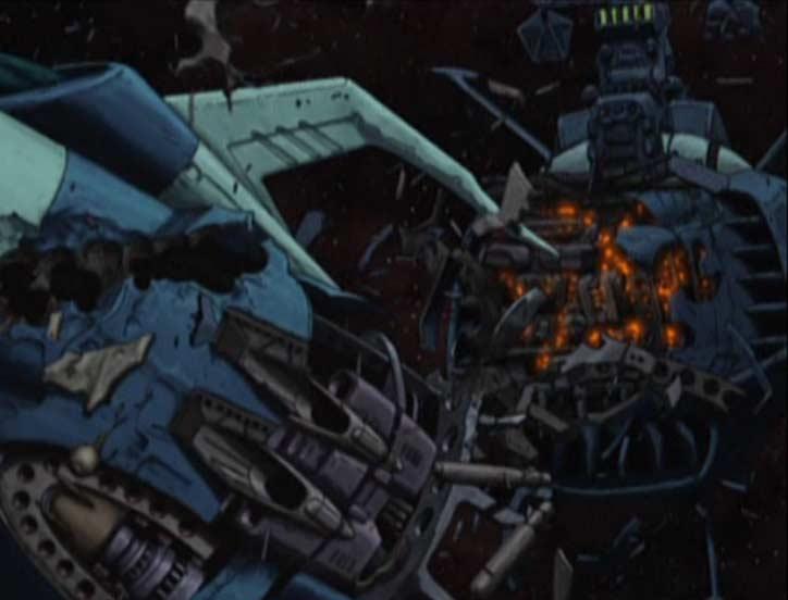 épave de vaisseau (Herlock, Endless odyssey - Episode 6)