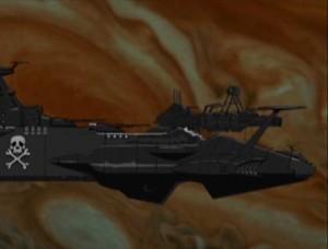 L'Arcadia a arraisonné le cargo d'Illita (Herlock, Endless odyssey - Episode 6)