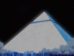 Pyramide Lunaire (Albator - Herlock, Endless Odyssey)