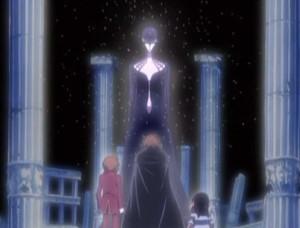 La gardienne de la Pyramide Lunaire (Albator - Herlock, Endless Odyssey)