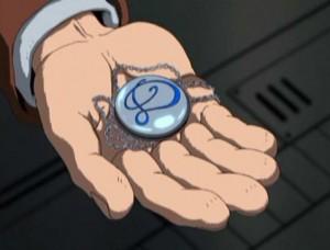 Le pendentif de Tadashi réagit à l'approche de la Lune