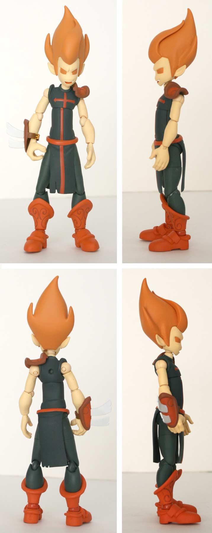 Figurine Dark Vlad (Dofus Krosmoz)