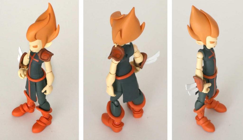 Figurine Dark Vlad (Dofus - Krosmoz)