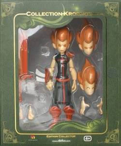 Packaging de la Figurine Dark Vlad (Dofus - Krosmoz)