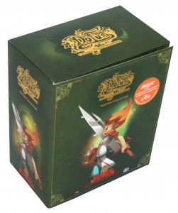 Packaging de la figurine iop (Dofus - Krosmoz)